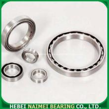 Venta al por mayor de acero cromado 696 ZZ rodamiento rígido de bolas 6 * 15 * 5 mm para motor industrial