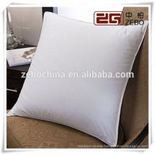500g Fiber Filling Wholesale Multi-functional White Custom Throw Pillow