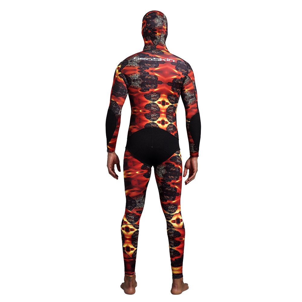 Seaskin Two Pieces Camo Wetsuit for Spearfishing