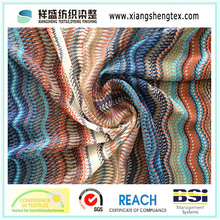 Compsite Filament Impressão Chiffon Crepe Tecido para vestuário