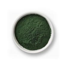 Nahrungsergänzungsmittel natürliches Bio-Spirulina-Pulver