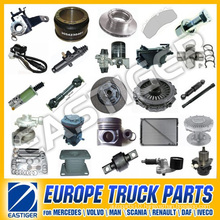 Over 500 Items Truck Parts for Mercedes Benz Dump