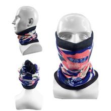 Wholesale OEM Service Stylish Custom Logo Cheap Breathable Neck Warmer for unisex