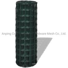 Amazon Ebay′s Choice Mesh 100X100mm PVC Coated Welded Wire Steel Fence (EF)