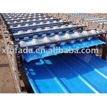 FD910/840 Double Sheet Roll Forming Machine