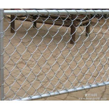 Hot Sale Galvanized Chain Link Fence for Factory