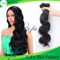 Высокое качество класс 7А weave человеческих волос Remy девственницы выдвижения волос