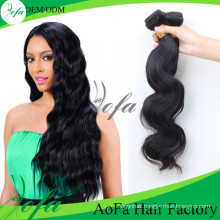 100%Unprocessed Brazilian Human Hair Remy Virgin Hair Extension