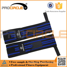 """Wrist Wraps for weight lifting,wirst brace,wrist supports 18"""" *3""""with thump loop"""
