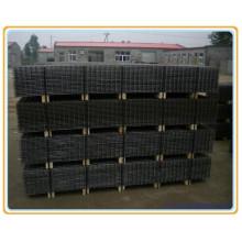 Tranchage en acier renforcé en béton armé (usine)