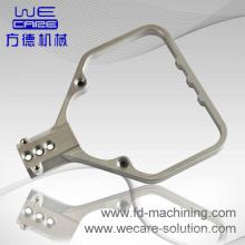 Profilaire de bande linéaire à LED 55X75 et profil en aluminium suspendu