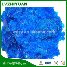 high quality cupric sulphate blue powder supplier