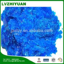 fornecedor de pó azul de sulfato cúprico de alta qualidade