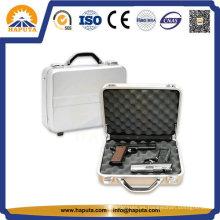 Caja de aluminio Premium arma militar para escopeta (HG-5203)