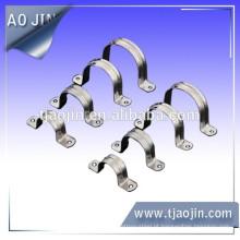 Grampo do fio, braçadeira do tipo de N, braçadeira do tipo de R, braçadeira especial, braçadeira customizável da mangueira