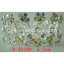 cute tiaras and crowns fashion hair tiara headband silver tiaras beauty bridal/tiaras cheap wedding crystal crown
