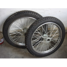 Well-Made Motorcycle Tyre/Tire, Motorcycle Inner Tube