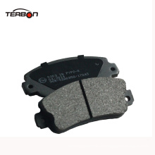 Almofada de freio de peças de reposição de qualidade superior para FIAT