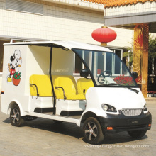 China CE Approval Electric Food Cart for Airport (DU-F4)