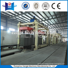 AAC Brick Production line autoclaved aerated concrete machine