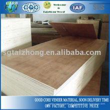 Chapa de madeira compensada comercial