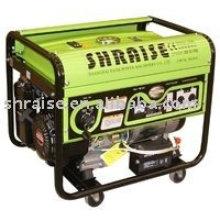 Générateur essence / essence 5kw avec système ATS interne (essence, générateur portable à essence)