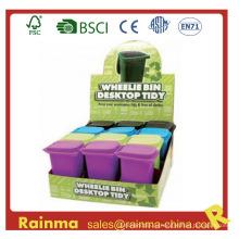 Пластиковый держатель для ручек для корзины для рекламного подарка