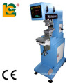 One color ink well pad printing machine