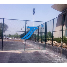 Sports Fence/Diamond Mesh/PVC Coated Chain Link Fence