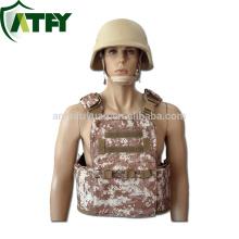 camuflagem militar colete tático terno à prova de balas