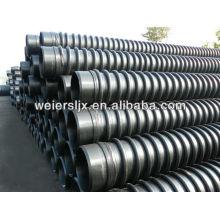 ПНД стальной ленты усиленная линия штранг-прессования трубы