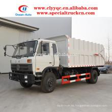 Dongfeng 190hp Butt camión de basura