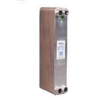 Stainless Steel Brazed Plate Heat Exchanger for Air Compressor Waste Heating Recovery