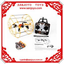 rc quadcopter gopro 4-AXIS 2.4G Remote Control Sky Walker aircraft ladybug mini drones rc quadcopter