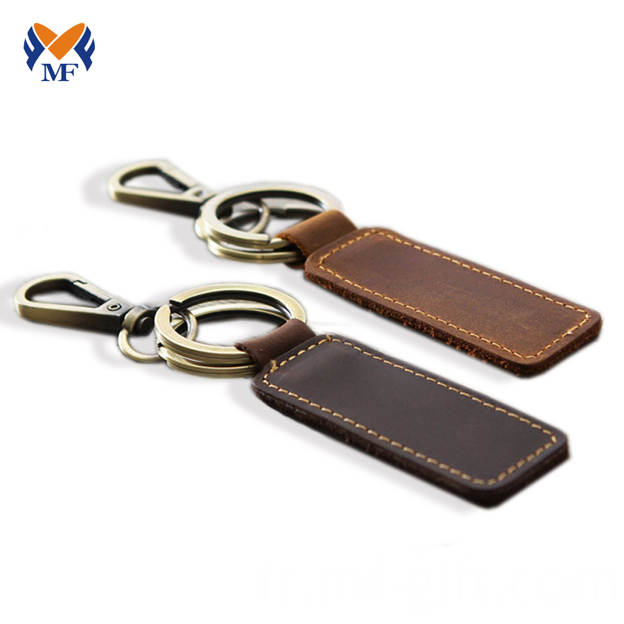 Leather Keychain Designs