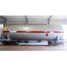 Wagon-citerne de pétrole léger gq80