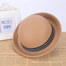 Женская мода Светоотражающая стилет трикотажная зимняя ведро Hat (YKY3237)