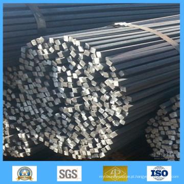 Tubo ou tubo de aço quadrado de 7,5-17 mm