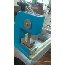 Machine de poinçonnage des stores en bois de 25 mm / 35 mm / 50 mm (SGD-M-1008)