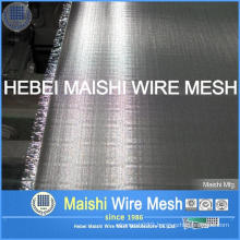 Plain Stainless Steel Woven Wire Cloth