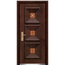 Steel-wood Armored door (HT-A-806)