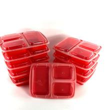 Recipiente de empacotamento plástico do alimento de alta qualidade com melhor selagem para crianças