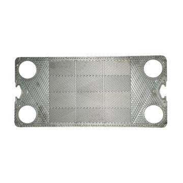 Intercambiador de calor A055 placa de acero inoxidable 316 de Hastelloy