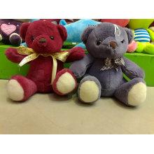 Hochwertiger kundenspezifischer gefüllter Teddybär-weiches Tierplüsch-Spielzeug