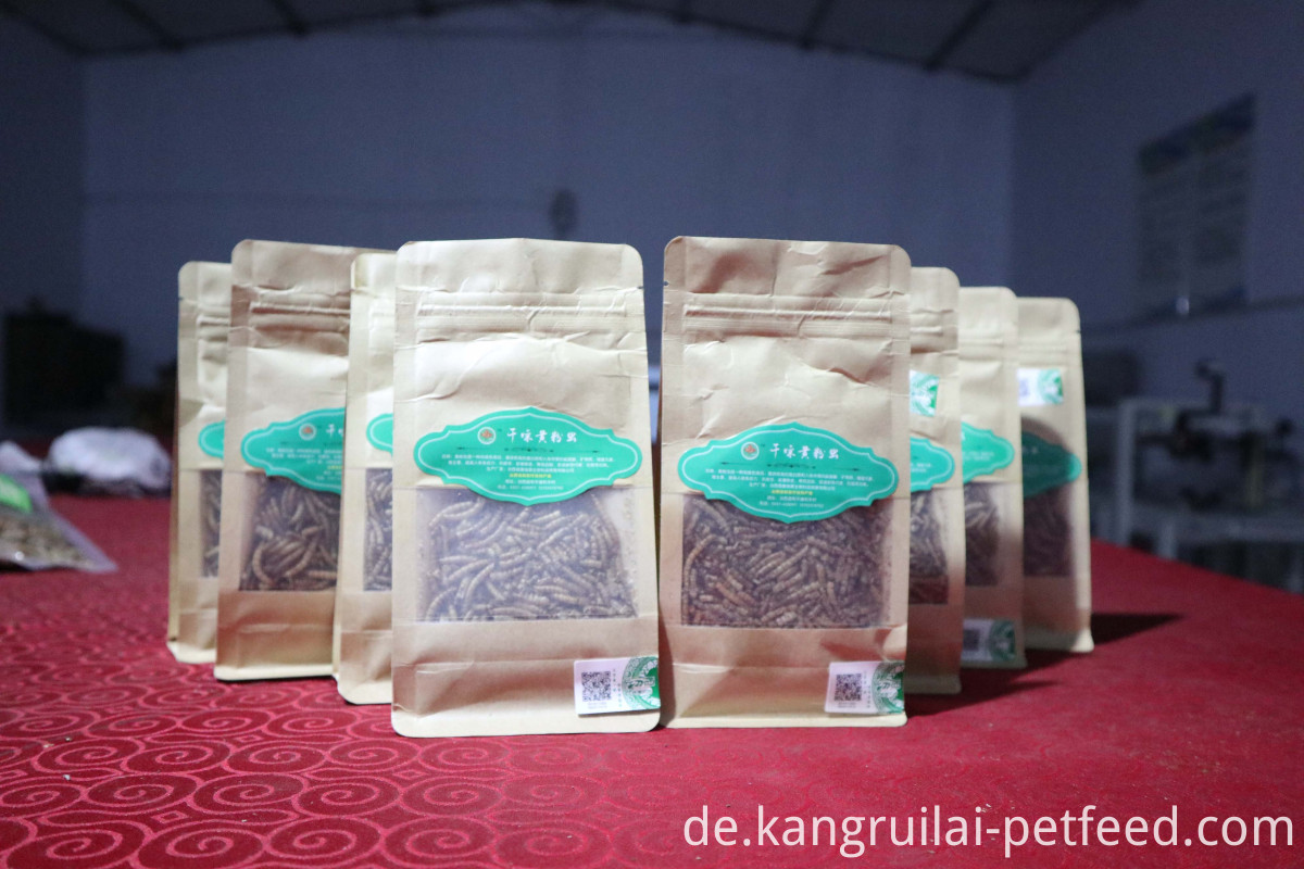 Mealworm For Fish Dried