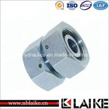 (3D) adaptateurs droits droits de tuyau de tuyau hydraulique avec de haute qualité