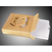 Качества Еды Изготовленная На Заказ Коробка Пиццы Kraft, Коробка Пиццы, Коробка Поставки