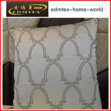 Bordados decorativos almofada de veludo de moda travesseiro (edm0343)