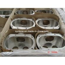 Alojamento forjado de aço inoxidável com usinagem CNC