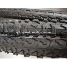 Venda quente sem emenda 26 * 2.10 e 26 * 2.125 pneu de bicicleta